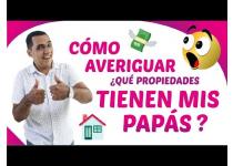 como saber que propiedades inmueblestiene una persona en colombia superintendencia de notariado