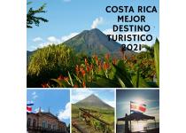 costa rica premiada por mejor destino turistico 2021