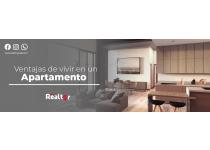 cuales son las ventajas de vivir en un apartamento