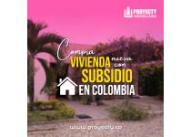 compra vivienda nueva con subsidio en colombia