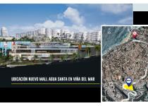 nuevo centro comercial en la subida de agua santa en vina del mar