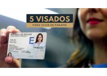 como obtener residencia en panama 5 tipos de visado
