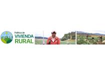 politica de vivienda rural
