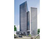 parte inedito proyecto inmobiliario que implica demoler edificio de 11 pisos en providencia