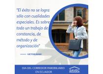 28 de junio dia del corredor inmobiliario en ecuador
