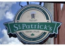 st patrick irish pub