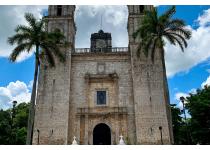 iglesia de san servacio valladolid yucatan