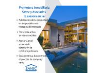 presentacion de servicios de la promotora inmobiliaria savec