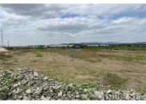 via duran yaguachi terreno industrial de 56500 m2 ideal para bodegas e industrias rellenado pie de via