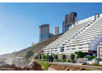 levantan nuevo edificio en borde costero de renaca a un costo de us 40 millones