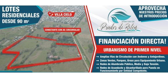 urbanizacion prados de belen