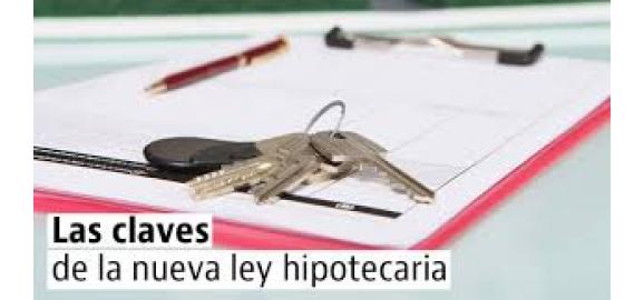 el congreso aprueba la nueva ley hipotecaria estos son los cambios clave del texto definitivo