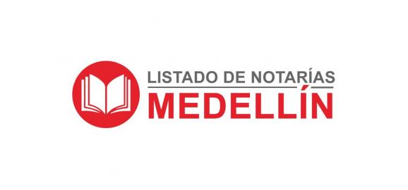 listado de notaria en medellin y zonas aledanas