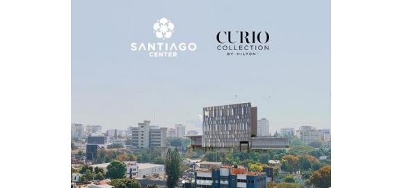 grupo agora en alianza con hilton anuncian complejo turistico santiago center