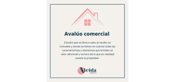avaluo comercial