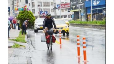 cuidar y hacer buen uso del bicicarril es tarea de todos
