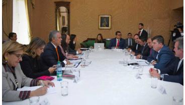 presidente duque apoyara la ejecucion de proyectos para risaralda