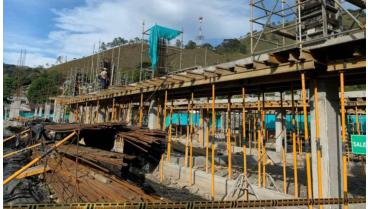 en dos meses se retomara la construccion de 15 megacolegios en risaralda