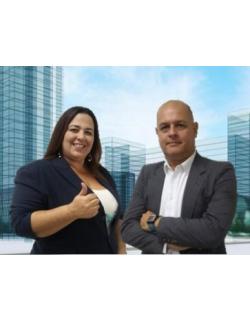 Jessica Medina y Simón Hernández