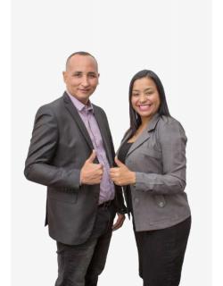 Humberto & Yohana de Nieves