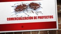 comercializacion de proyectos