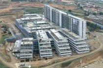 Construcción de Hospitales y CAMU