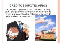 ASESORÍA Y DIRECCIONAMIENTOS EN CRÉDITOS HIPOTECARIOS