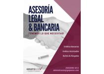 Asesoría Legal & Bancaria