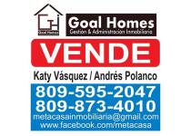 Venta de Casas y Apartamentos Santo Domingo Este