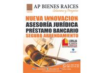 SERVICIOS JURIDICOS BUSQUEDA DE INMUEBLES Y PUBLIQUE SUS INMUEBLES.REMATES BANCARIOS y SERVICIOS PRESTAMOS