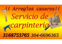 servicio de carpinteria