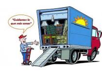 servicio de trasteos