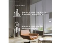 Asesoría Inmobiliaria para compra o alquiler de propiedades: