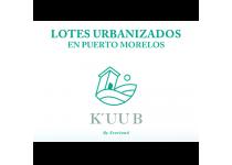 KUUB Lotes Terrenos en Puerto Morelos