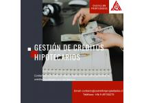 Gestión de Créditos Hipotecarios