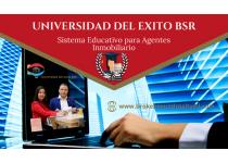 Universidad del exito del agente inmobiliario!