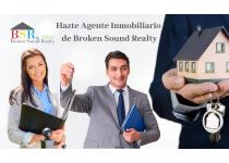 Hazte Agente Inmobiliario  Broken Sound Realty