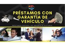 Préstamos con garantía de vehículo