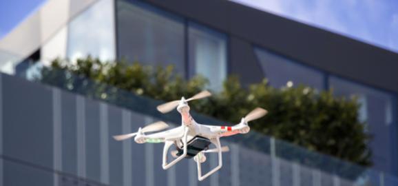 filmaciones aereas con drone