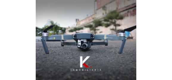 grabacion con drone inmuebles