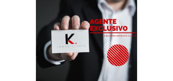 agente exclusivo de k inmobiliaria